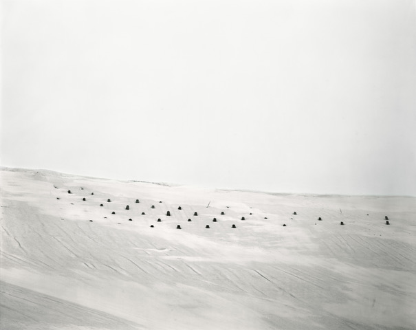 Serie Champs de batailles, Monte Grappa©Yan Morvan courtesy galerie Sit Down