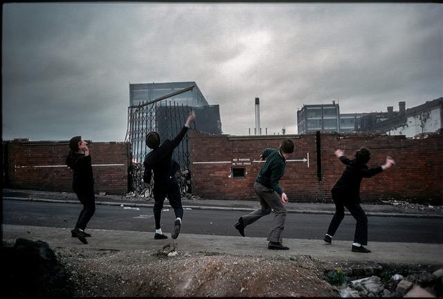 série Anarchie au Royaume-Uni © courtesy galerie Sit Down
