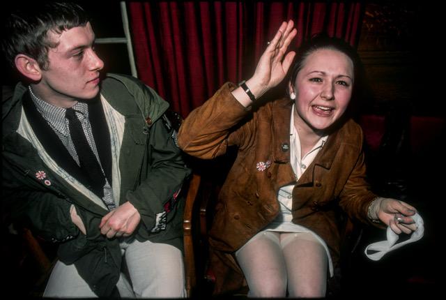 série Anarchie au Royaume-Uni ©courtesy galerie Sit Down
