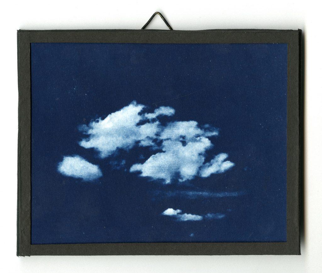 Jean-Gabriel Lopez, Atlas des nuages #7, Galerie Sit Down