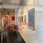 Visuel exposition d'Aurore Bagarry Roche