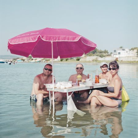 Sans titre #3 P.S. : je t'écris depuis la plage des Mouettes - Sandra Mehl - galerie Sit Down