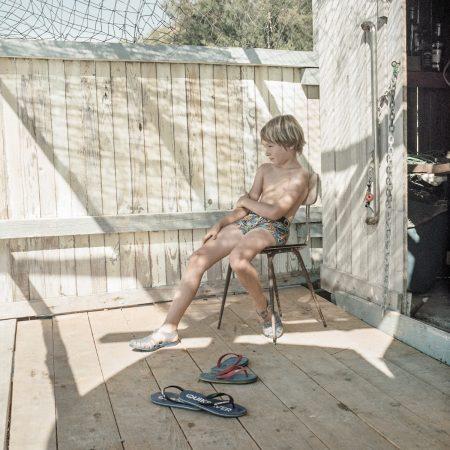 Sans titre #2 P.S. : je t'écris depuis la plage des Mouettes - Sandra Mehl - galerie Sit Down
