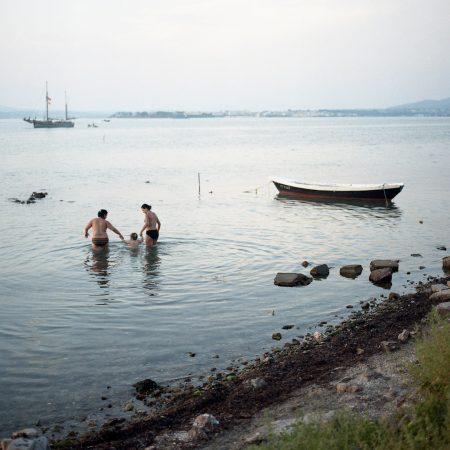 Sans titre #10 P.S. : je t'écris depuis la plage des Mouettes - Sandra Mehl - galerie Sit Down