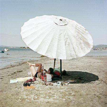 Sans titre #1 P.S. : je t'écris depuis la plage des Mouettes - Sandra Mehl - galerie Sit Down