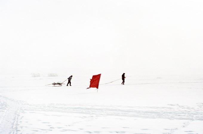 Catherine Henriette, Conte d'hiver, L'Orient rouge, 2013 galerie Sit Down