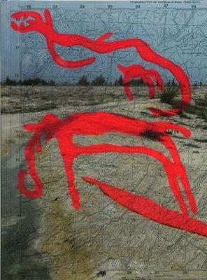 Nel Bulicame 05 Inventaire, Salvatore Puglia, galerie Sit Down