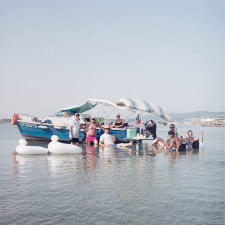 Sans titre #5 P.S. : je t'écris depuis la plage des Mouettes - Sandra Mehl - galerie Sit Down