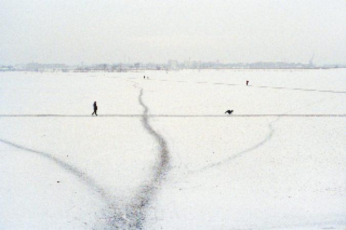 Catherine Henriette, conte d'hiver, à la croisée des chemins, 2012 galerie Sit Down