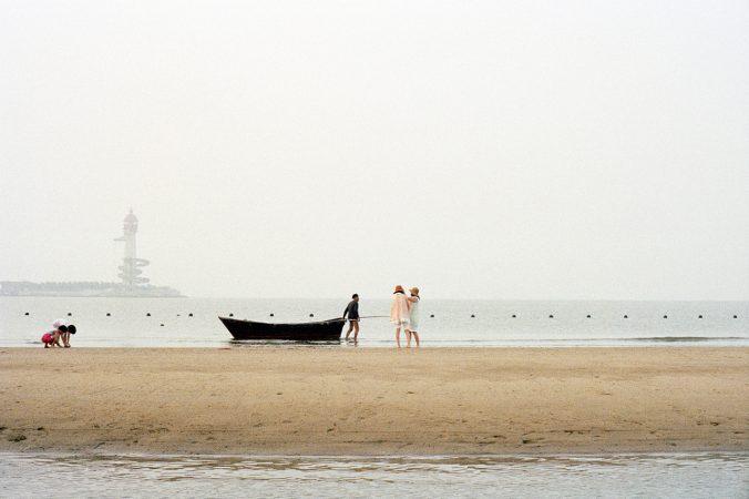 Catherine Henriette, conte d'été, Les baigneuses, 2014 galerie Sit down