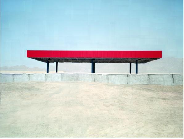Florian Ruiz, Projet 596, Galerie Sit Down, 0,593 Bq