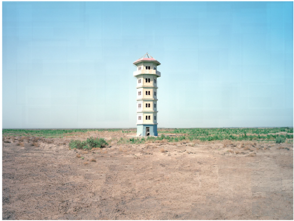 Florian Ruiz, Projet 596, Galerie Sit Down, 0,464 Bq