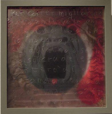 Horror Vacui 04 Jardin des monstres, Salvatore Puglia, galerie Sit Down