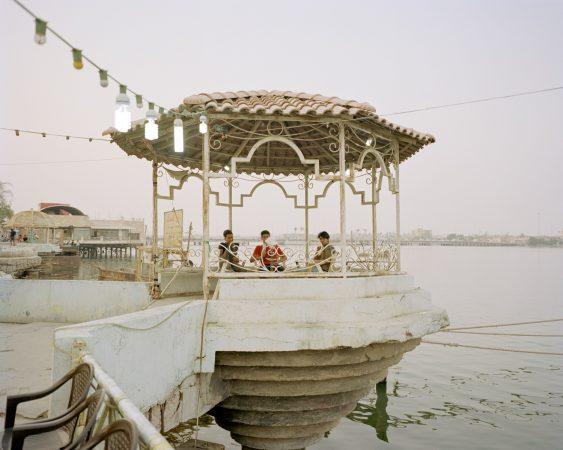 Série TransAnatolia, Sur les rives du Shatt-al-Arab, Bassorah, Irak 2018©Mathias Depardon courtesy galerie Sit Down.jpg