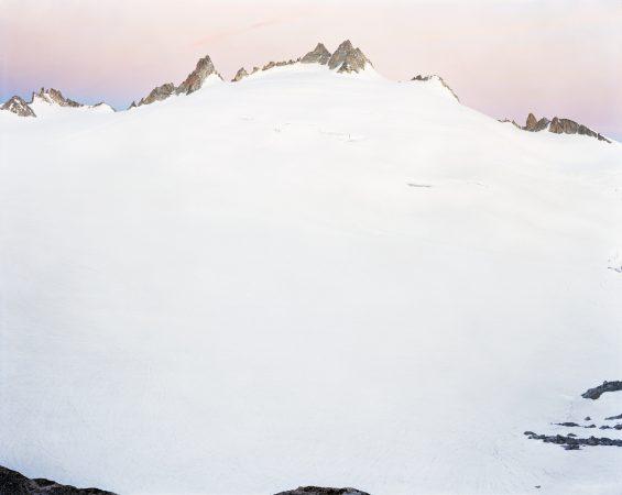 Plateau du Trient/aiguille du Tour, Val Ferret, Suisse, Aurore Bagarry, Glaciers, galerie Sit Down