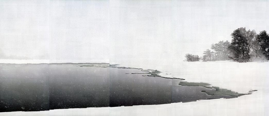 Florian Ruiz, La Contamination blanche, Galerie Sit Down, 0,417 Bq