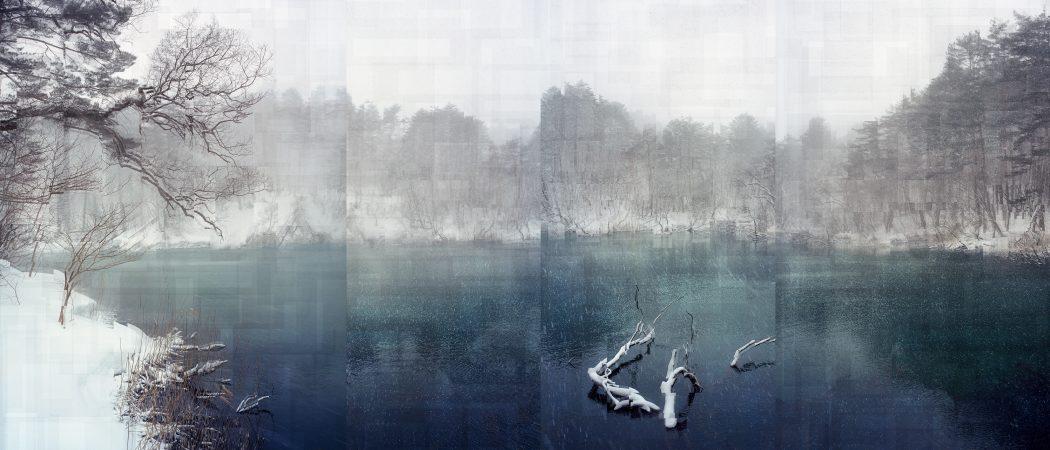 Florian Ruiz, La Contamination blanche, Galerie Sit Down, 0,359 Bq