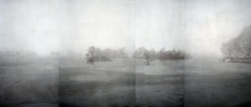 Florian Ruiz, La Contamination blanche, Galerie Sit Down, 0,437 Bq