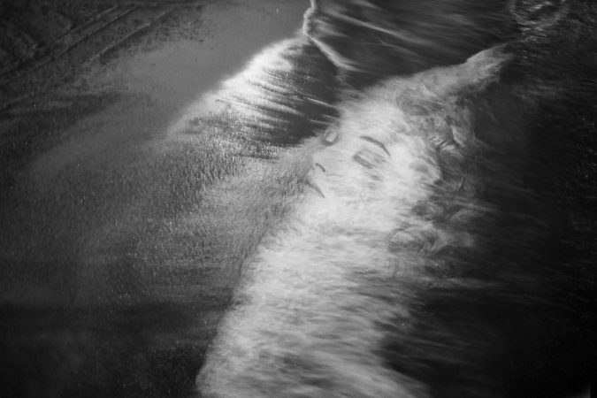 """Série """"Les inconnues de la scène"""", Sans titre 7 © Marie Maurel de Maillé courtesy galerie Sit Down"""