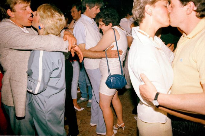 Série Looking for Love, Last dance slowie, 1985 ©Tom Wood courtesy galerie Sit Down