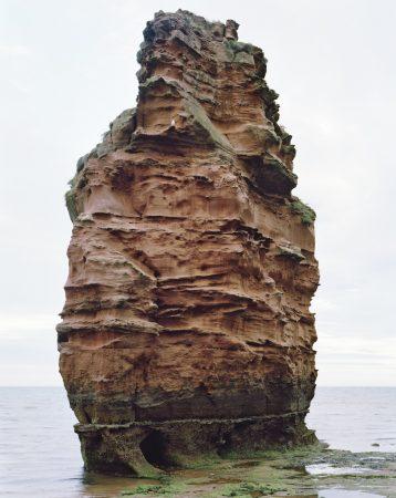 Série Roches, Ladram Bay, Sidmouth, Devon, 2016-2020 ©Aurore Barry courtesy galerie Sit Down
