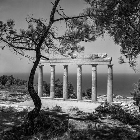 Robert McCABE, The Lost Stoa of Kamiros © galerie Sit Down
