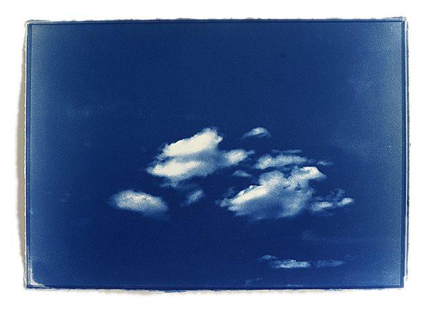 Atlas des nuages #2, 2013 Jean-Gabriel LOPEZ Galerie Sit Down