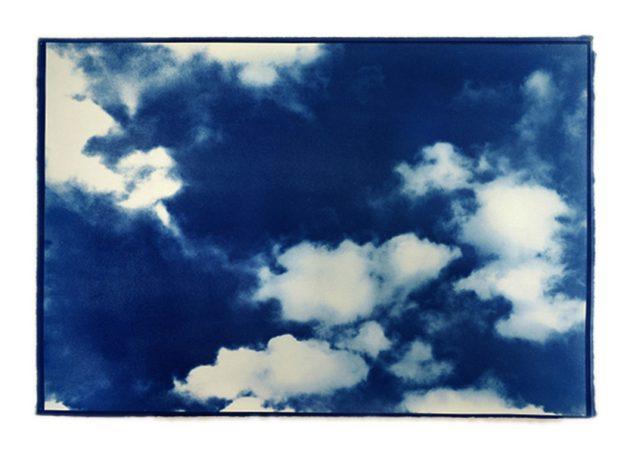 Atlas des nuages #4, 2013 Jean-Gabriel LOPEZ Galerie Sit Down