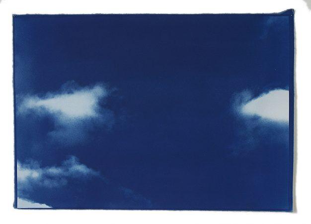 Atlas des nuages #5, 2013 Jean-Gabriel LOPEZ Galerie Sit Down