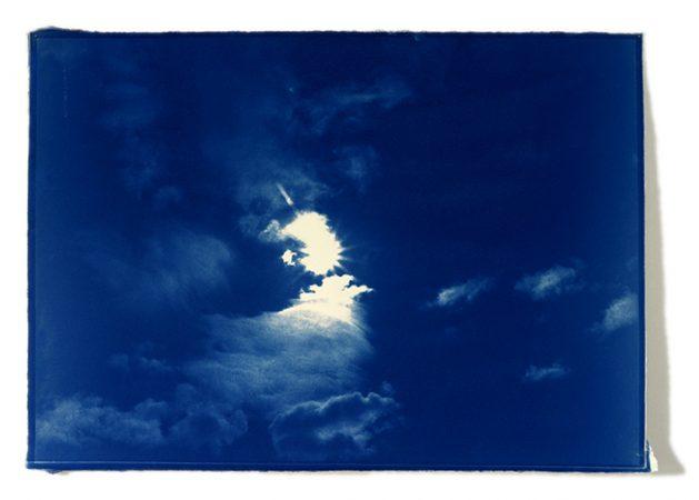 Atlas des nuages #6, 2013 Jean-Gabriel LOPEZ Galerie Sit Down