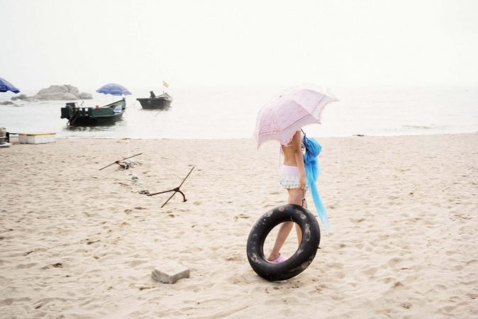 Catherine Henriette, Conte d'été, Jour de plage, Beidaihe, 2014 galerie Sit Down