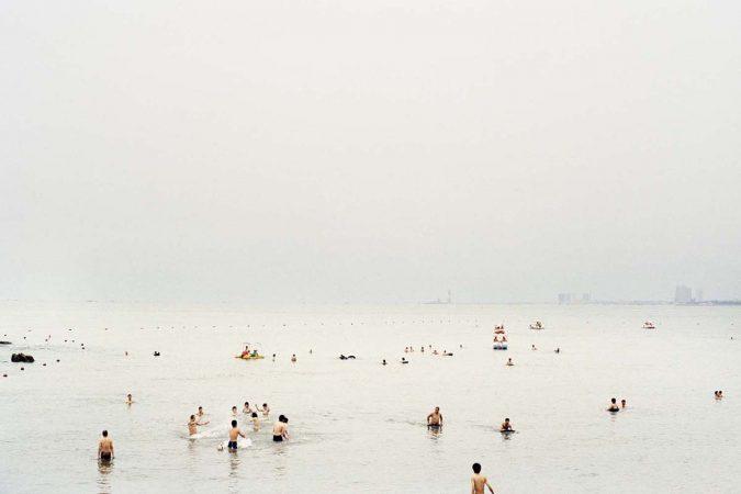 Catherine Henriette, Conte d'été, Les baigneurs 1, 2014 galerie Sit Down