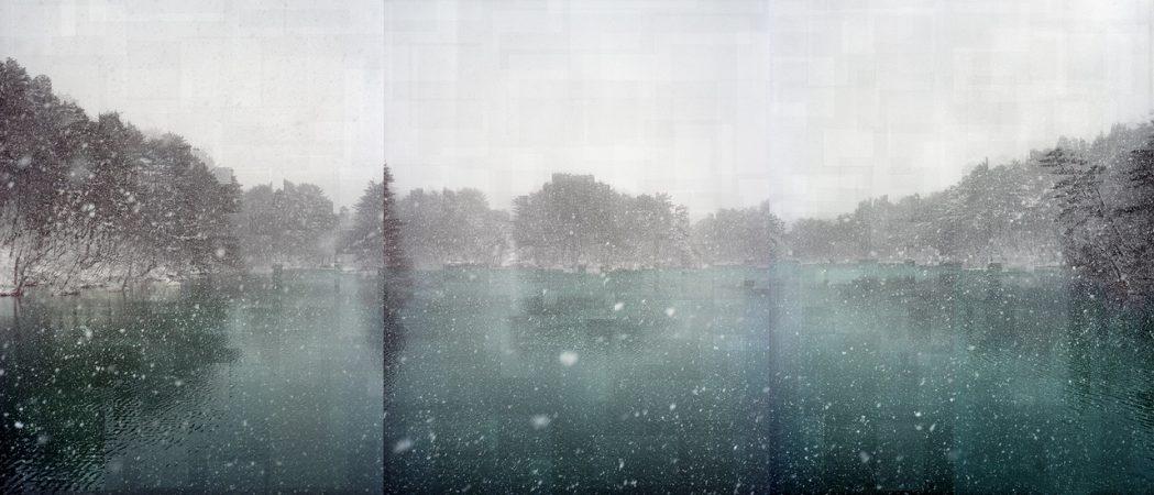 Florian Ruiz, La Contamination blanche, Galerie Sit Down, 0,453 Bq