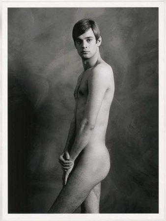 Jean-François BAURET, Frank Protopapa, 1967 © galerie Sit Down