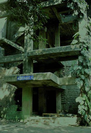 """""""Villes de cinéma"""", Bollywood / Bombay, 2000-2010 Laure Vasconi, Galerie Sit Down"""
