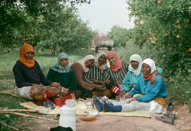 Ben Sassi, région Marrakech, 2003 Sensibilité 64 ASA, le Maroc - Sacha Van Dorssen - galerie Sit Down