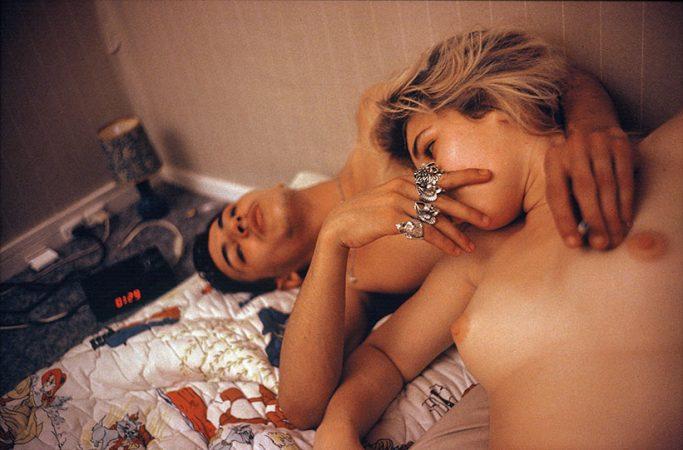 Mésir et Valérie, Ducky Boy, Paris (1991) Yan Morvan - Gangs - galerie Sit Down