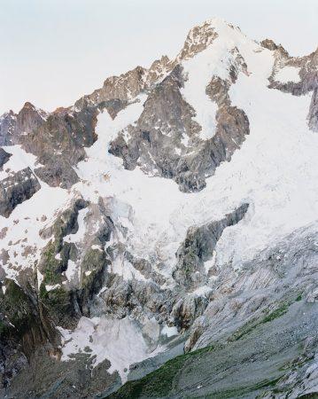 Aurore BAGARRY, Glacier de l'A Neuve © galerie Sit Down